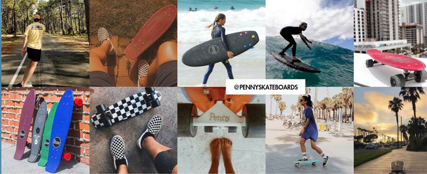 Penny Skate Boards Canada Online Sales Pickup Vancouver