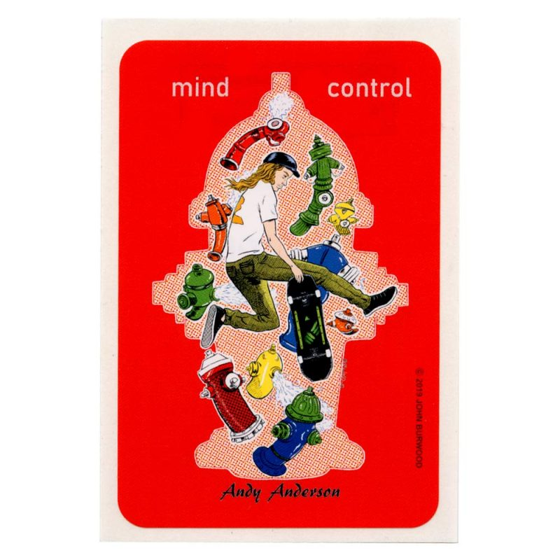 Andy Anderson Mind Control Hydrant Canada Online Sales Pickup Vancouver