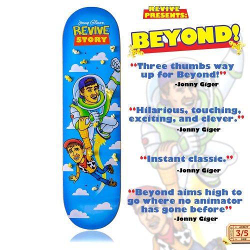 Revive Skateboards Jonny Giger Canada Online Sales Pickup Vancouver