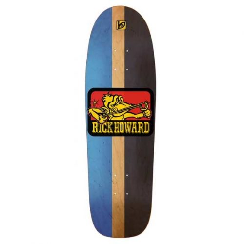 Blockhead Skateboards Rick Howard Deck Canada Online Sales Vancouver Pickup
