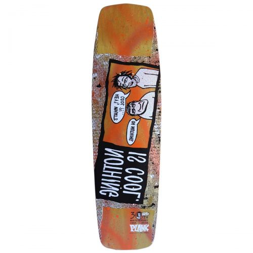 Blockhead Skateboards Ron Cameron Plank Deck Skateboard Canada Online Sales Pickup Vancouver