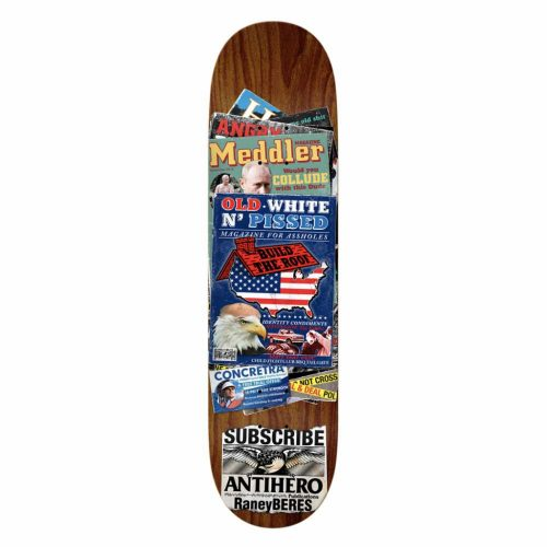 Buy Antihero Beres Back Issues Full Deck Canada Online Sales Vancouver Pickup