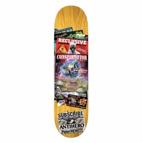 Buy Antihero Hewitt Back Issues Full Deck Canada Online Sales Vancouver Pickup
