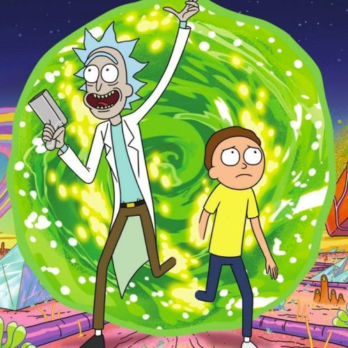 Rick and Morty Primitive Canada Online Sales Pickup Vancouver