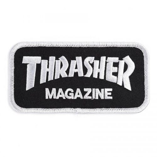 Thrasher Magazine Patches Canada Online Sales Pickup Vancouver