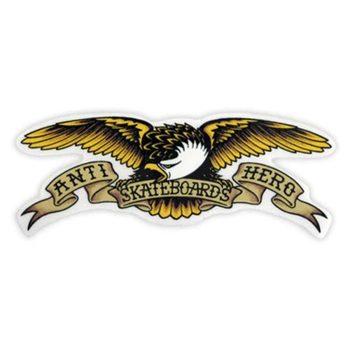 Antihero Eagle Logo Sticker Canada Online Sales Vancouver Pickup