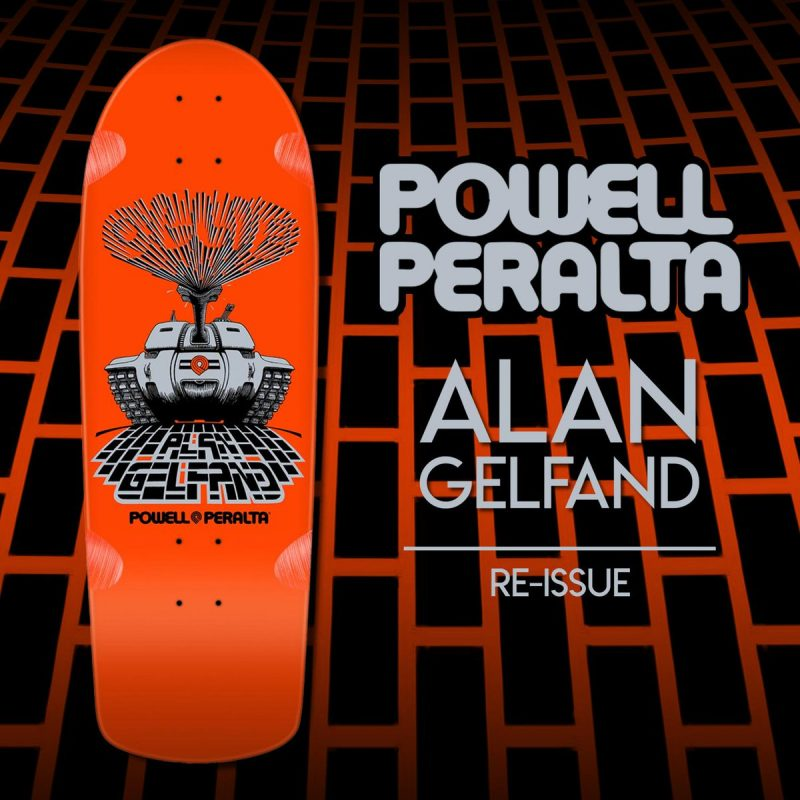 Powell Alan Gelfand Tank Reissue Canada Pickup Vancouver
