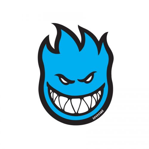 Spitfire Bighead Sticker Canada Online Sales Vancouver Pickup