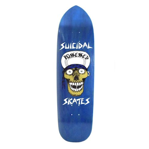 Suicidal Skates Punk Point Skull Deck Vert Pool Canada Online Sales Pickup Vancouver