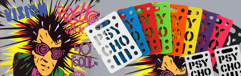 Vision Psycho Risers Rails Skidplates Canada Online Sale Pickup Vancouver
