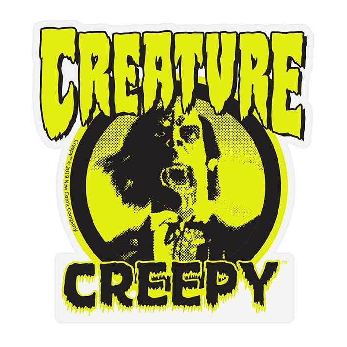 Creature Creepy Sticker Canada Online Sales Pickup Vancouver