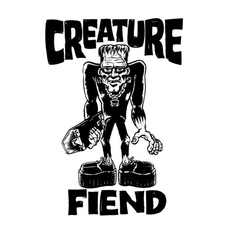 Creature Sticker Logo Canada Online Sales Pickup Vancouver