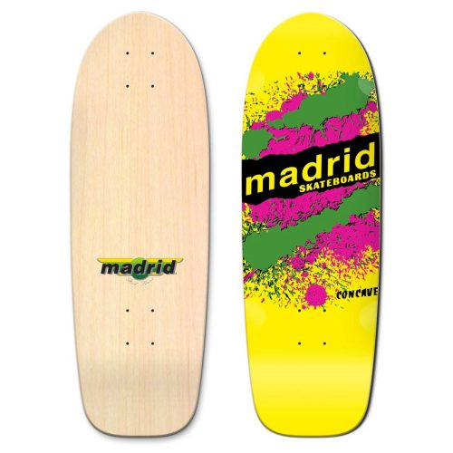 Madrid Skateboards Canada Pickup Vancouver