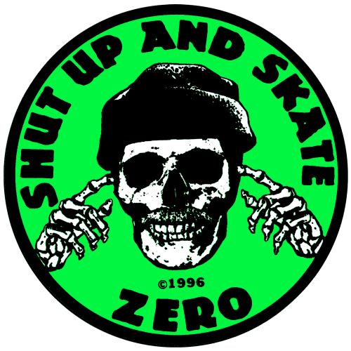 ZeroShutUp Sticker Canada Online pickup Sales Vancouver