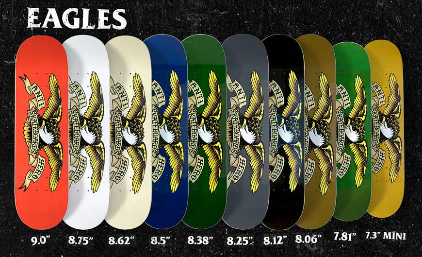 Antihero Skateboards Canada Online Sales Vancouver Pickup