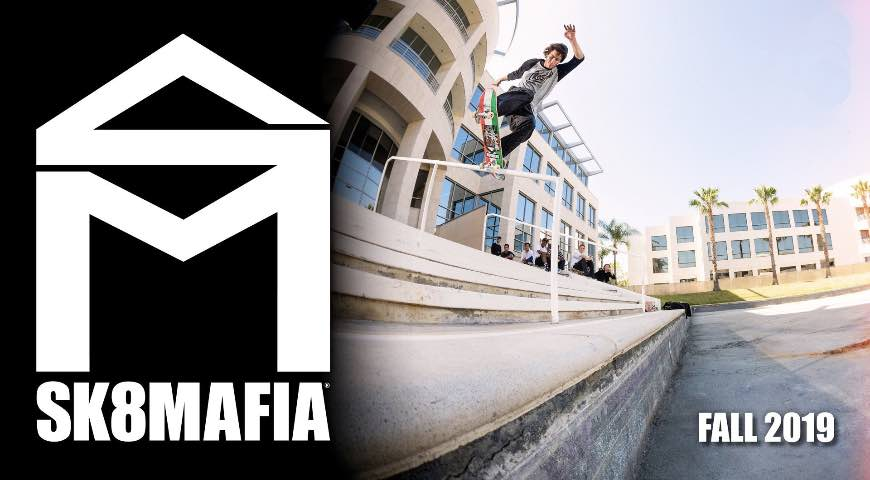 Buy Sk8mafia Skateboards Canada Online Sales Vancouver Pickup