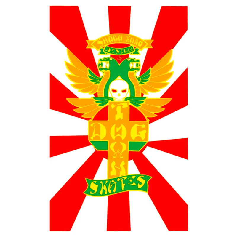 Dogtown Shoga Kubo Sticker Canada Online Sales Pickup Vancouver