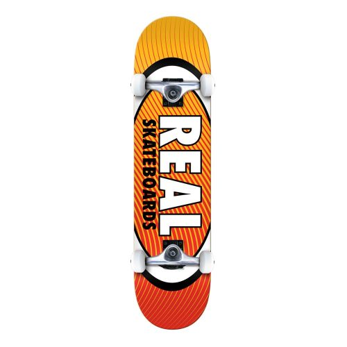 """Real Team Oval Heatwave Complete 7.75"""" x 31.6"""" Canada Online Sales Vancouver Pickup"""