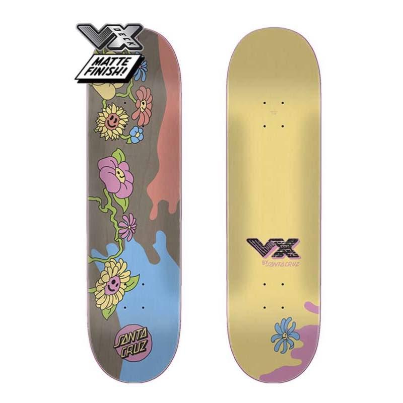 SANTA CRUZ Baked Dot Skateboard Deck