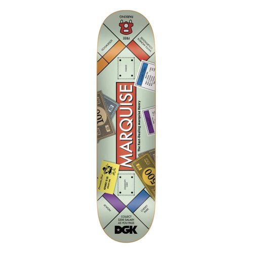 DGK Ghetto Goods Quise Deck Canada Online Sales Vancouver Pickup