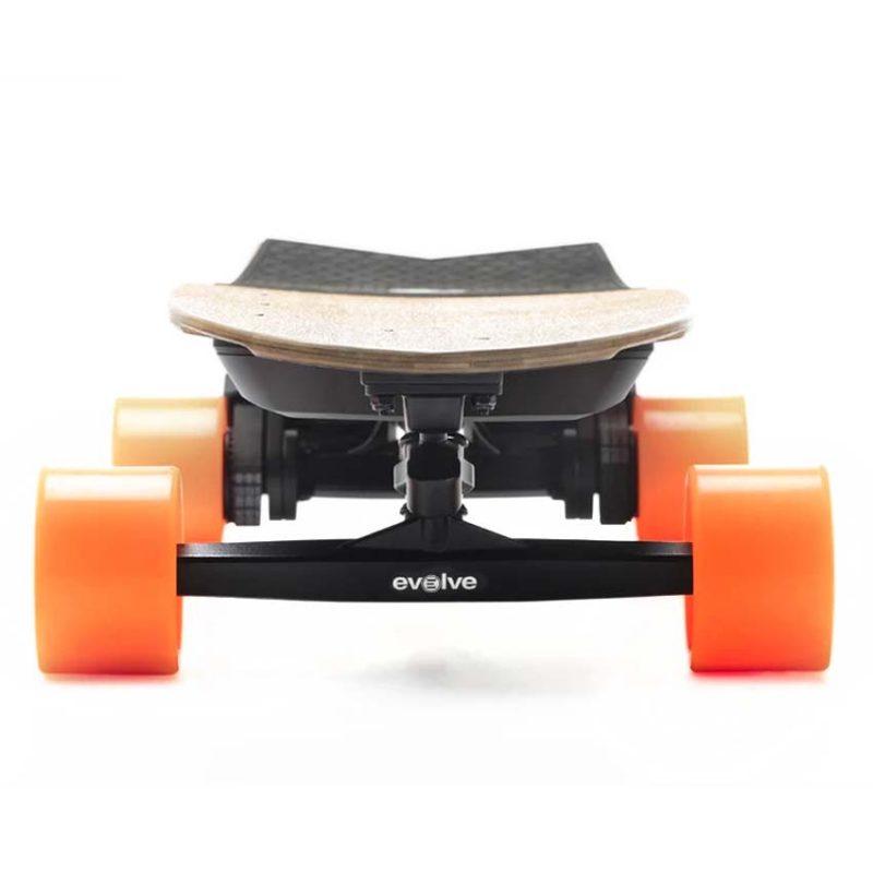 Evolve Stoke Caguama Wheels Orange 80a Canada Online Sales Vancouver Pickup