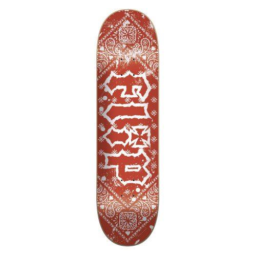 "Flip Team HKD Bandana Deck 8"" x 31.5"" Red Canada Online Sales Vancouver Pickup"