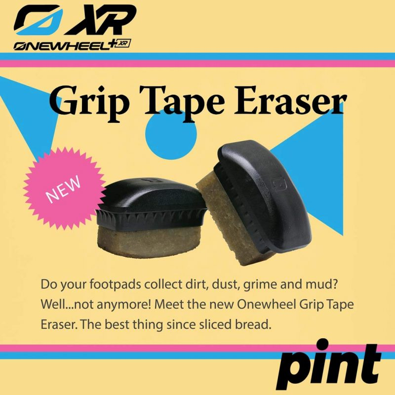 Onewheel Pint Griptape Eraser Canada Pickup Vancouver