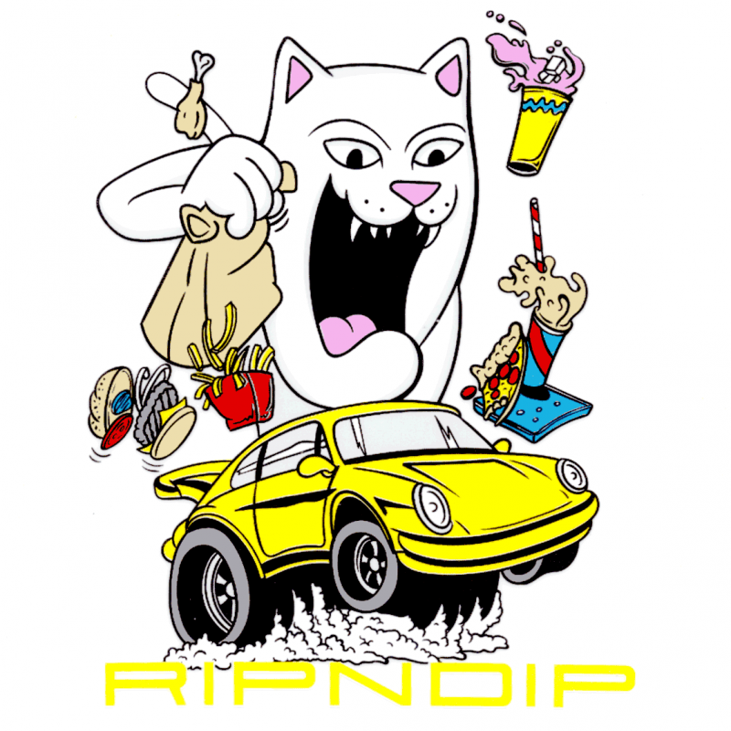 RIpNDip Stickers Canada Online Sales Pickup Vancouver