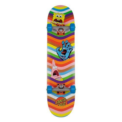 Santa Cruz x SpongeBob Waves Complete Skateboard Canada Online Sales Vancouver Pickup