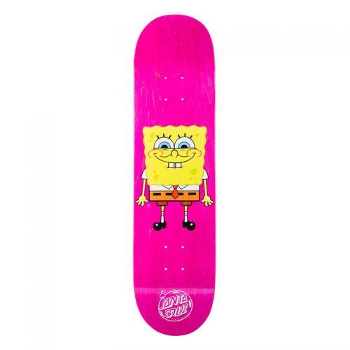 Santa Cruz x Spongebob Squarepants Deck Canada Online Sales Vancouver Pickup