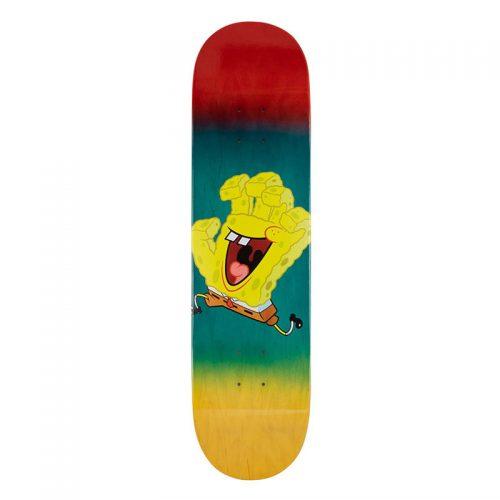 Santa Cruz x SpongeBob SpongeHand Deck Canada Online Sales Vancouver Pickup