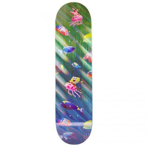 Santa Cruz x SpongeBob Bikini Bottom Deck Canada Online Sales Vancouver Pickup