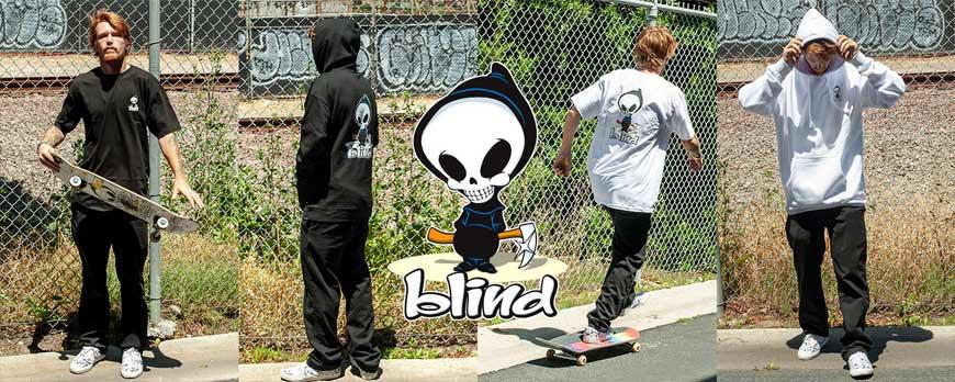 Blind Skateboards Canada Online Sales Vancouver Pickup