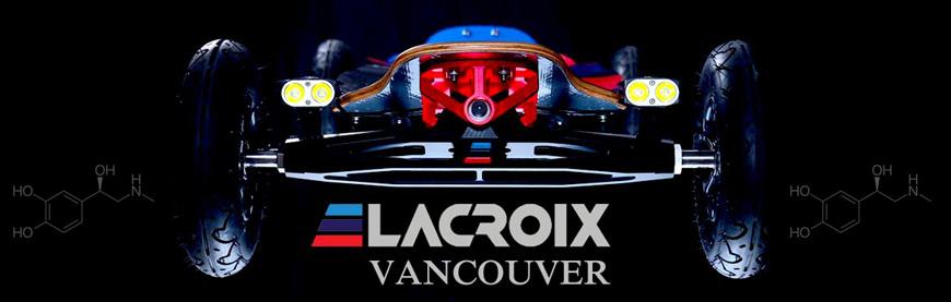 Lacroix Electric Skateboard Canada Online Sales Vancouver Pickup