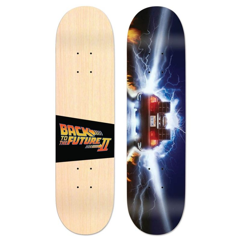 Madrid Skateboards Back To The Future Burnout Deck Canada Online Sales Pickup Vancouver
