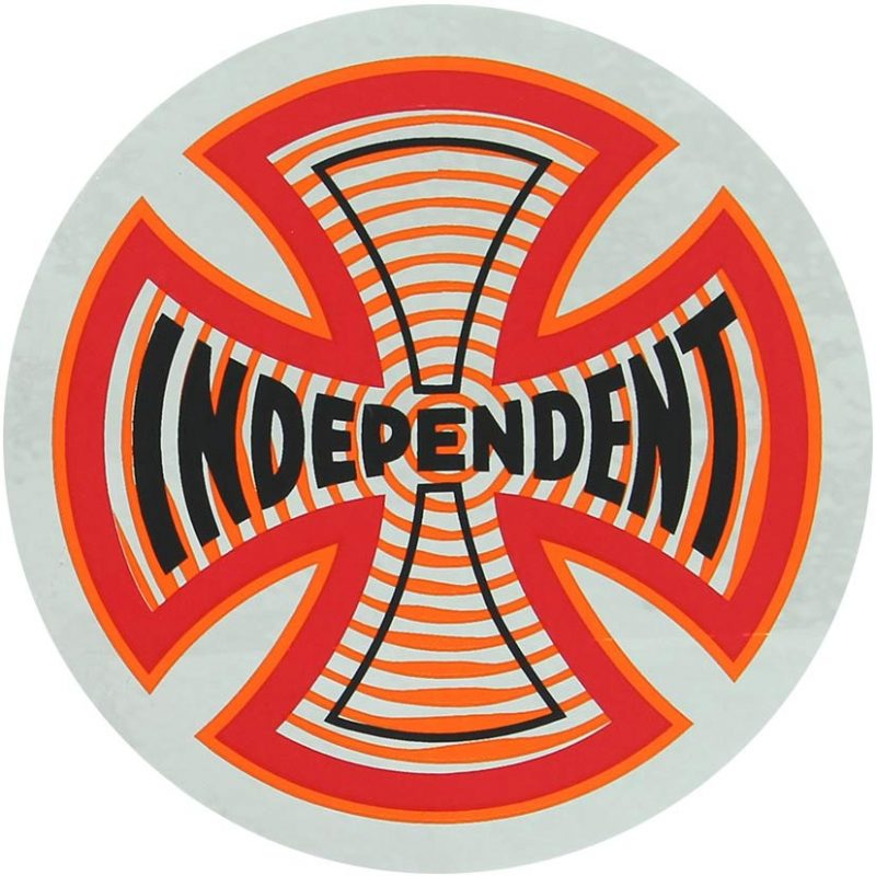 Independent Sticker Canada Pickup Vancouver
