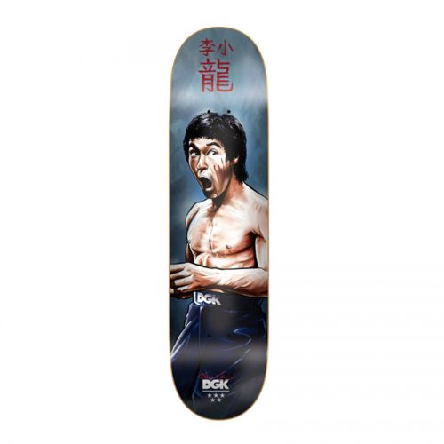 DGK Bruce Lee Focused Deck Canada Online Sales Pickup Vancouver
