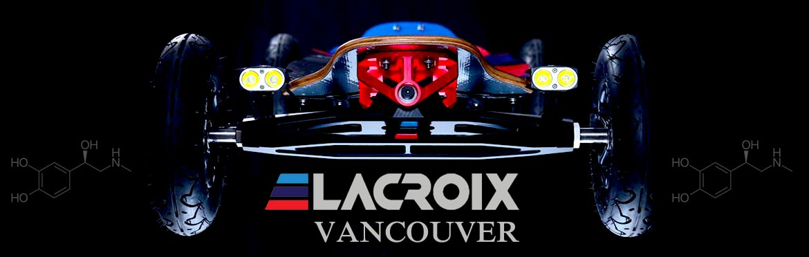 Lacroix Electric Skateboards Canada Online Sales Pickup Vancouver