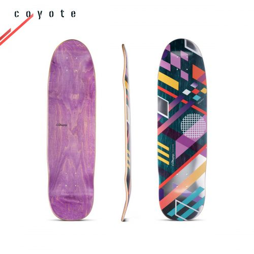 Loaded Boards Coyote Longboard Skateboard Canada Online Sales Vancouver Pickup