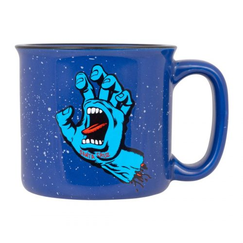 Santa Cruz Screaming Hand Speckled Mug Canada Online Sales Pickup Vancouver