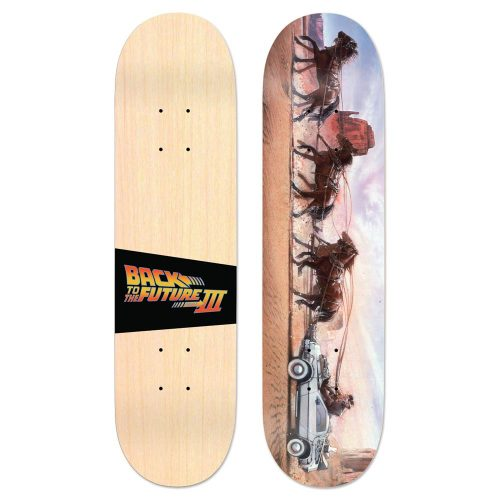 Madrid Skateboards Back To The Future Stagecoach Deck Canada Online Sales Pickup Vancouver