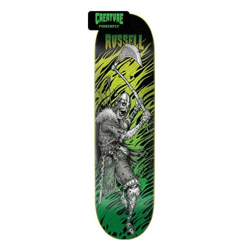 Creature Russell Valhalla Powerply Deck Canada Online Sales Vancouver Pickup