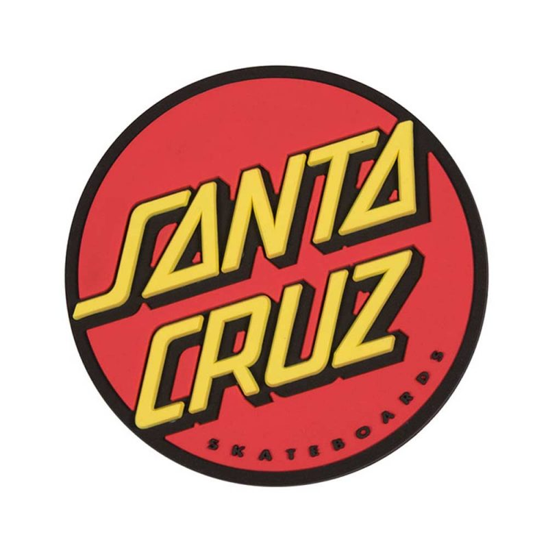 "Santa Cruz Classic Dot 3"" Magnet Red Canada Online Sales Vancouver Pickup"