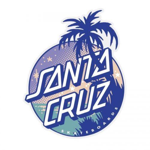 Santa Cruz Palm Dot Sticker Canada Online Sales Vancouver Pickup