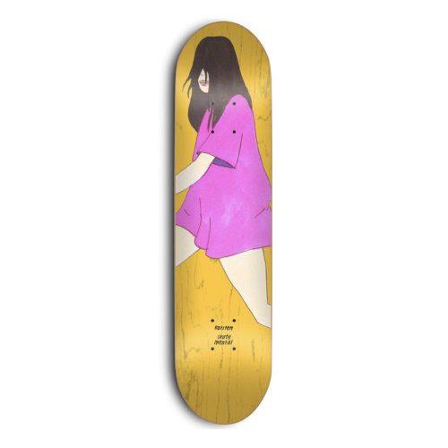 Skate Mental Kleppan Nevedova Deck Canada Online Sales Vancouver Pickup