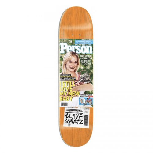 Slave Glossy Times Schultz Deck Canada Online Sales Vancouver Pickup