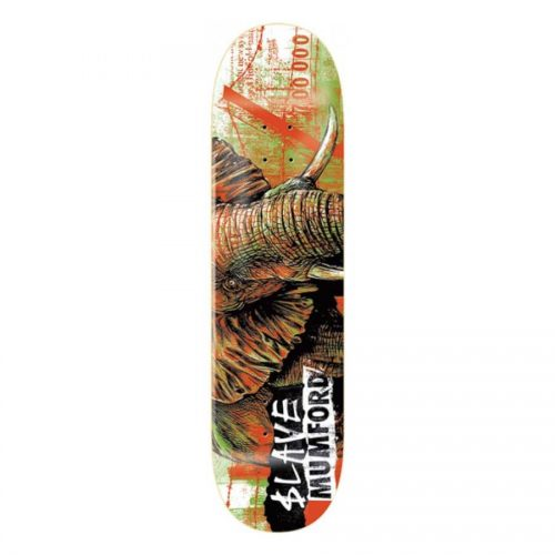 Slave Wild Life Mumford Deck Canada Online Sales Vancouver Pickup