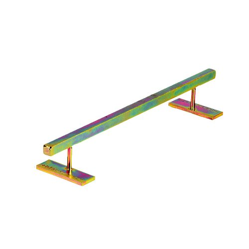 Blackriver Fingerboard Iron rail Square Low Gold Canada Online Sales Vancouver Pickup