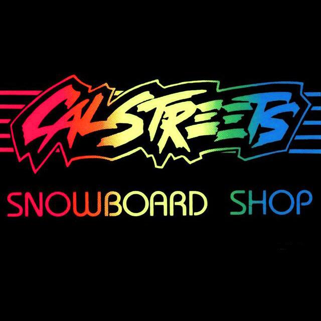 CALSTREETS SNOWBOARD SHOP CANADA ONLINE SALES VANCOUVER