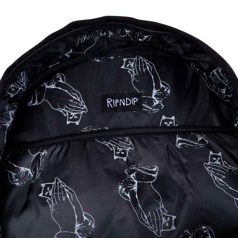 RipNDip Lord Nermal Velcro Hands Backpack Canada Online Sales Pickup Vancouver